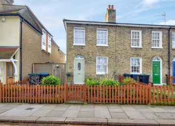 Thumbnail 2 bed property for sale in Chase Side, Enfield