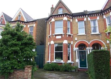 Thumbnail 4 bed semi-detached house to rent in Hendham Road, London
