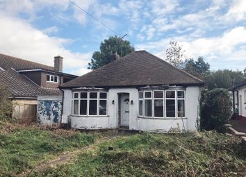 Thumbnail 2 bed bungalow for sale in 129 Wigmore Road, Wigmore, Gillingham, Kent