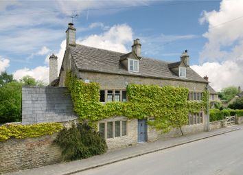 Thumbnail 6 bed detached house for sale in Ampney Crucis, Cirencester, Gloucestershire