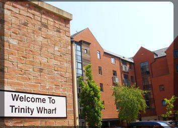 Thumbnail 2 bedroom flat to rent in Trinity Wharf, High Street, Hull