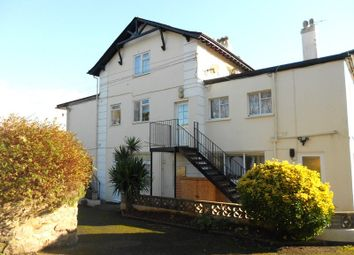 Thumbnail 1 bed flat to rent in Oak Park Villas, Dawlish