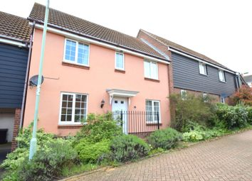Thumbnail 3 bedroom terraced house to rent in Billings Close, Haverhill
