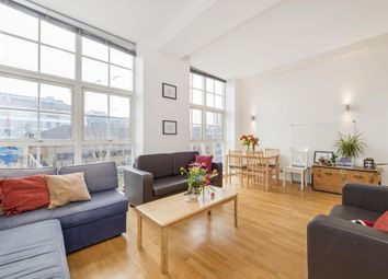Thumbnail 3 bed flat for sale in Enfield Road, London