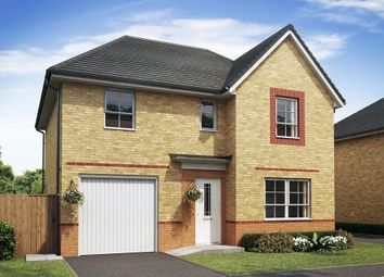 "Thumbnail 4 bed detached house for sale in ""Ripon"" at Coxhoe, Durham"