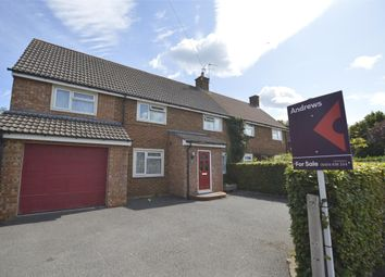 Thumbnail 4 bed semi-detached house for sale in Bradstone Road, Winterbourne, Bristol
