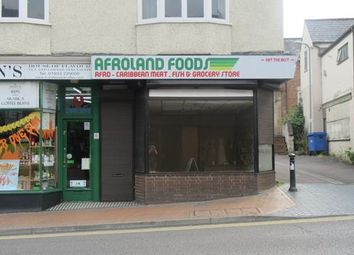 Thumbnail Retail premises to let in 6 High Street, Wellingborough