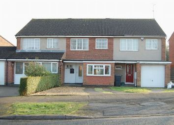 Thumbnail 3 bed terraced house for sale in Cottingham Drive, Moulton, Northampton