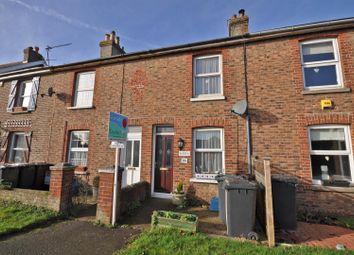 Thumbnail 2 bed terraced house to rent in Ersham Road, Hailsham