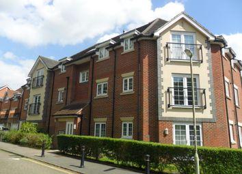 Thumbnail 2 bed flat for sale in Elder Crescent, Lindford