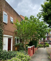 Thumbnail 3 bed maisonette for sale in Pasley Close, London