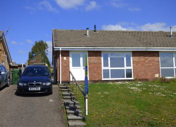Thumbnail 2 bedroom semi-detached bungalow for sale in Wyebank Road, Tutshill, Chepstow