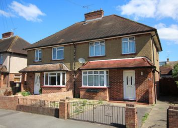 Thumbnail 1 bedroom semi-detached house for sale in Arnold Road, Staines Upon Thames