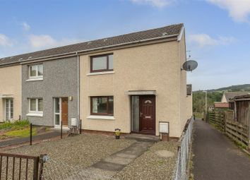 Thumbnail 2 bed end terrace house for sale in Kincardine Road, Auchterarder