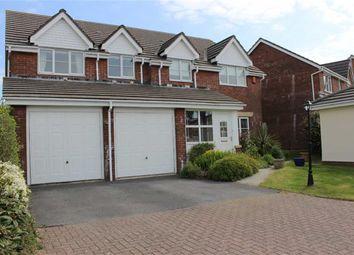 Thumbnail 5 bedroom detached house for sale in Coed Y Crwys, Three Crosses, Swansea
