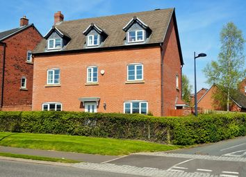 Thumbnail 5 bedroom detached house for sale in Round House Park, Horsehay Telford