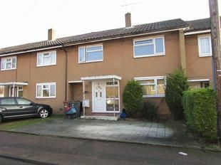 Thumbnail 3 bed terraced house for sale in Broadview, Stevenage