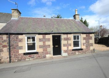 Thumbnail 1 bed cottage to rent in North Back Road, Biggar