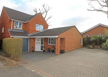 Thumbnail 4 bed detached house for sale in Sparrow House, Stevenage, Herts