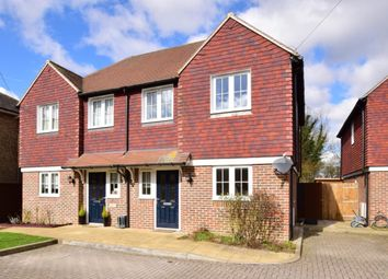 Thumbnail 2 bed semi-detached house to rent in The Street, Adisham, Canterbury