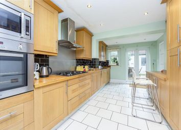 Thumbnail 4 bed terraced house to rent in Hanbury Road, London
