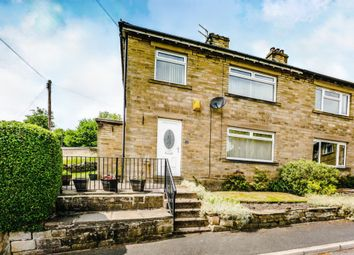 Thumbnail 3 bed semi-detached house for sale in Brig Royd, Ripponden, Sowerby Bridge