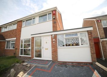 Thumbnail 3 bed semi-detached house for sale in Pool Road, Trench, Telford
