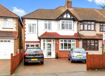 Thumbnail 5 bed end terrace house for sale in Caldbeck Avenue, Worcester Park