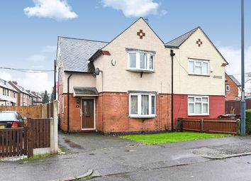 3 bed semi-detached house for sale in Addison Road, Derby DE24