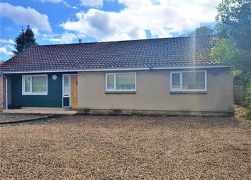 Thumbnail 3 bed bungalow for sale in The School House, 16, Pitlethie Road, Leuchars, Fife