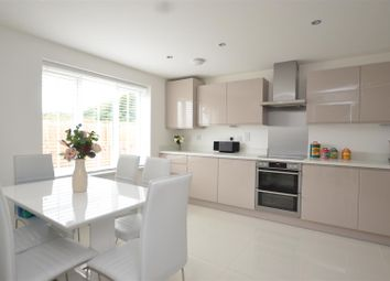 Thumbnail 4 bed detached house for sale in Britannia Way, Norwich