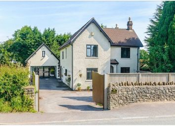 Thumbnail 5 bed detached house for sale in Emborough, Near Chilcompton, Radstock