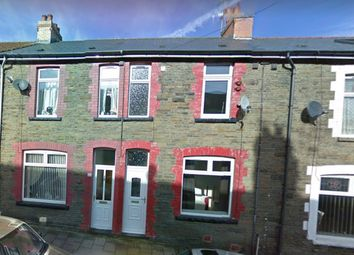 Thumbnail 2 bed terraced house for sale in Hendre Road, Abertridwr, Caerphilly