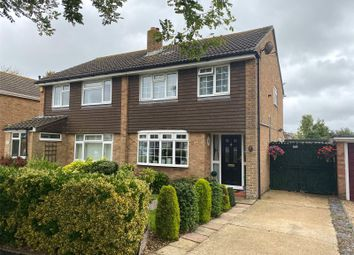 3 bed semi-detached house for sale in Haselworth Drive, Alverstoke, Gosport, Hampshire PO12
