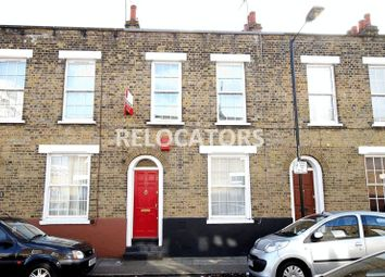 Thumbnail 3 bed terraced house to rent in Chaseley Street, London