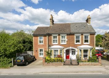 Thumbnail 3 bed semi-detached house for sale in Roughetts Row, Roughetts Road, Ryarsh, West Malling