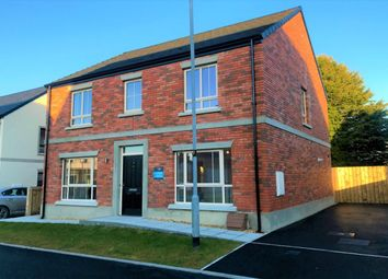 Thumbnail 4 bed detached house for sale in Spinners Gate, Balloo, Killinchy, Newtownards