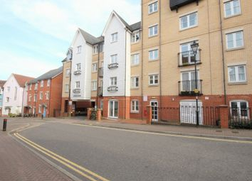 Thumbnail 2 bed flat to rent in Salter Court, St. Marys Fields, Colchester, Essex