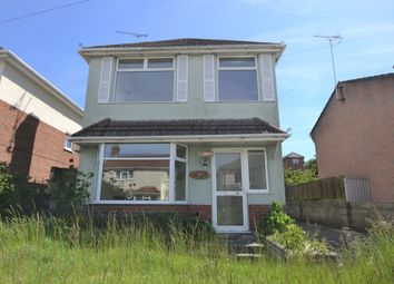 Thumbnail 3 bed detached house for sale in Glencoe Road, Poole