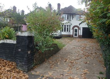 Thumbnail 4 bed detached house to rent in Warwick New Road, Leamington Spa