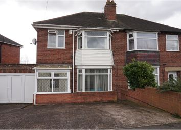 Thumbnail 3 bed semi-detached house for sale in Carlton Gardens, Shelton Lock