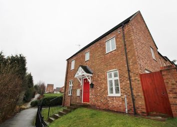 Thumbnail 3 bed end terrace house for sale in Lake View, Pontefract