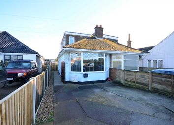 Thumbnail 3 bed semi-detached bungalow for sale in Beccles Road, Bradwell