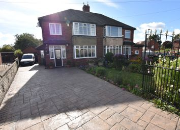 Thumbnail 3 bed semi-detached house for sale in Leeds Road, Kippax, Leeds