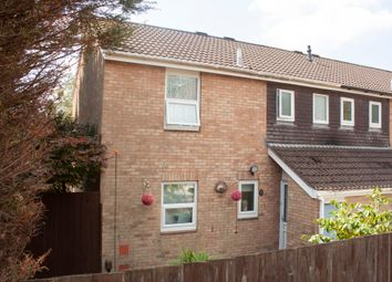 Thumbnail 3 bed end terrace house for sale in Penrith Close, Thornbury, Plymouth
