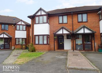 Thumbnail 4 bed semi-detached house for sale in Morley Road, Sutton, Surrey