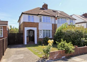 Thumbnail 3 bed semi-detached house for sale in Windermere Avenue, Ruislip