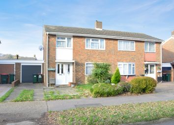 Thumbnail 3 bed semi-detached house for sale in Weald Drive, Furnace Green