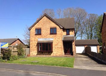 Thumbnail 4 bed detached house to rent in Nelson Gardens, Inskip, Preston