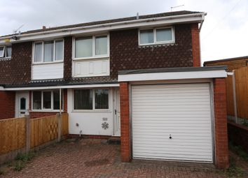 Thumbnail 3 bed semi-detached house for sale in Debenham Crescent, Eaton Park